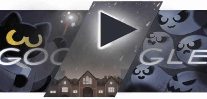 Google's 2016 Halloween