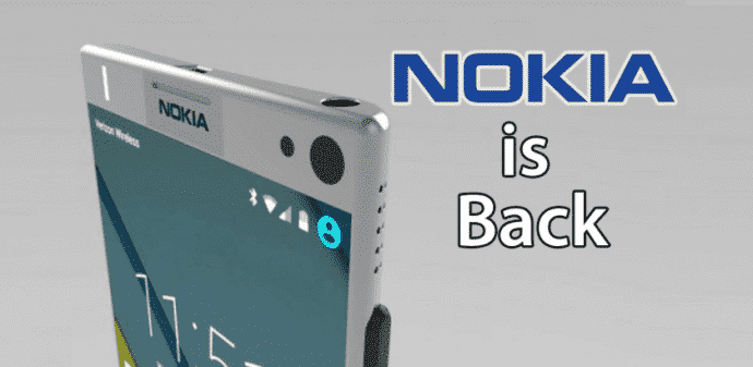 Nokia officially confirms its return to the smartphone market in 2017