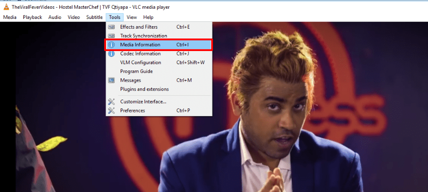 Steps to download YouTube videos using VLC