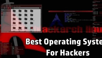 Which operating system do 'professional' hackers use?