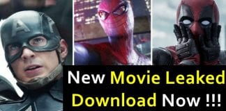 This New Service Alerts You When A New Movie Leaks Online