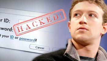 Facebook's Mark Zuckerberg Pinterest Account Hacked Again