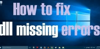 How To Fix Any DLL Error In Any Windows Version