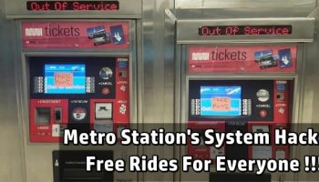 Hackers hack Metro line, demand ransom; everyone gets free rides