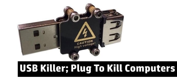 The USB killer can be yours for just $50 through an online purchase