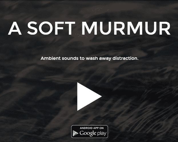 A-Soft-Murmur