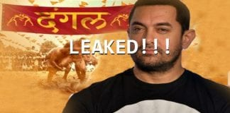 Amir Khan's entire 'Dangal' movie leaked on Facebook within hours of its release