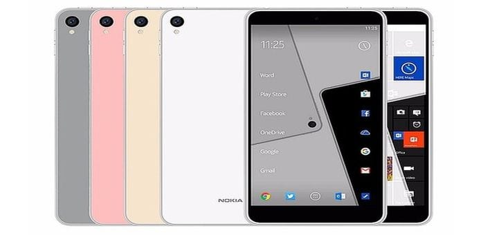 Nokia D1C and P1 Android smartphone price, release date, features, and specs
