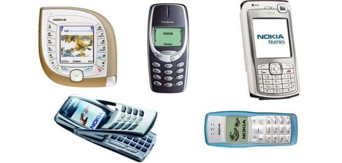 Top 10 Nokia Phones From The Past That Changed Communications Forever