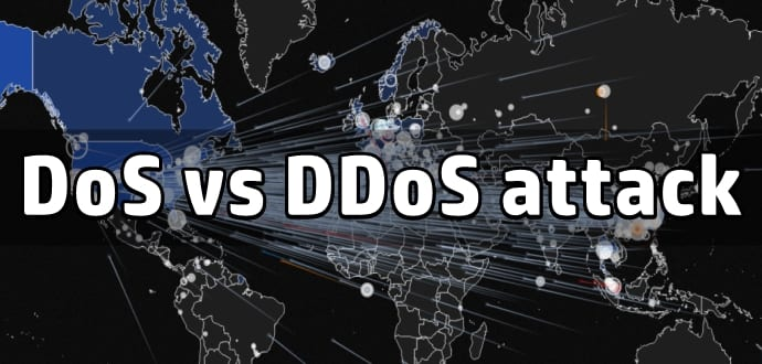 dos vs ddos here are the differences that you didn t know about