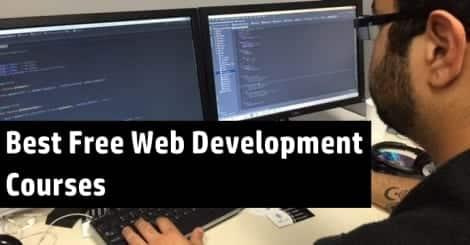 8 Best Web Development Courses For Beginners Free 187 Techworm