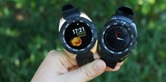 No.1 G5, a smartwatch that is really smart and inexpensive