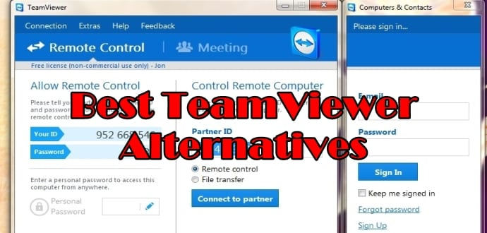 Top 6 Best Teamviewer Alternatives: 6 Best Remote Desktop Software
