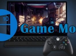 "The ""Game Mode"" Finally Arrives With Windows 10 Insider Build 15019"