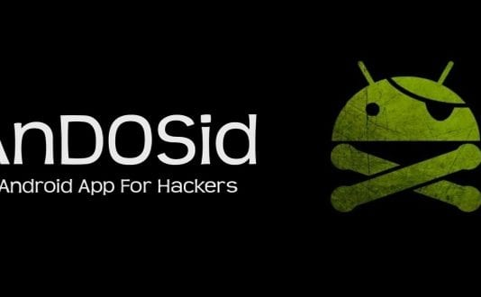 How to use AnDoSid hacking App on your Android smartphone