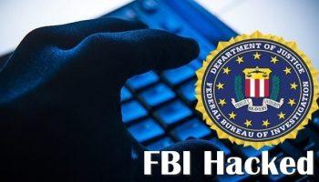 FBI hacked! Hacker leaks FBI usernames and passwords online