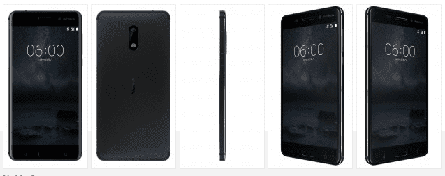Nokia's first ever Android Smartphone, Nokia 6 with 4GB RAM and 16 MP camera launched