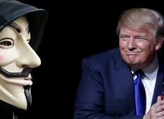 Anonymous tells Donald Trump : You Will 'Regret' the Next 4 President Years