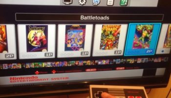 Hackers successfully install new games on NES Classic Edition