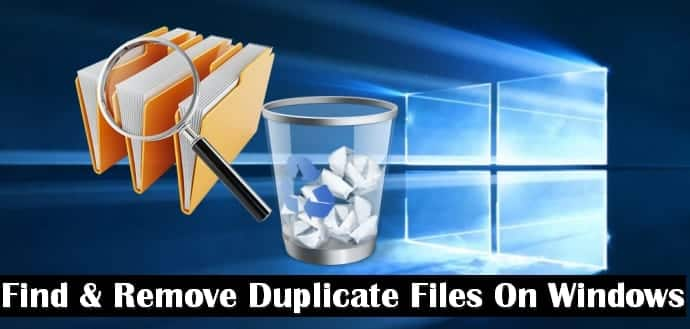 How to find and remove duplicate files on your Windows PC