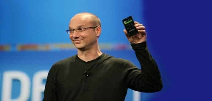 Former Android chief Andy Rubin plans new smartphone to challenge iPhone