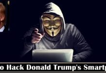 Anonymous hacktivists post guide on how to hack Donald Trump's Smartphone