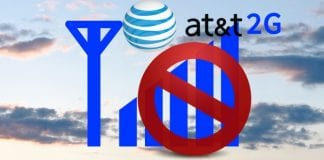 AT&T officially announces that it shut down its 2G network two weeks ago