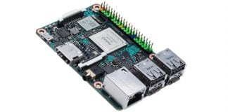 Asus Quietly Launches Raspberry Pi's Rival - 'Tinker Board'