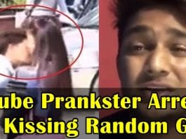 YouTuber 'Crazy Sumit' Who Kissed Girls On Streets For Prank Videos Arrested By Delhi Police