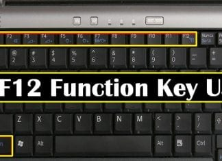 Do you know the use of Function (F1 to F12) Keys?