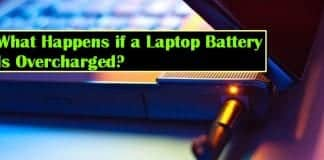 Does overcharging Laptop battery harm it?