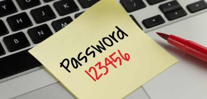 '123456' is the most common password of 2016, reveals study