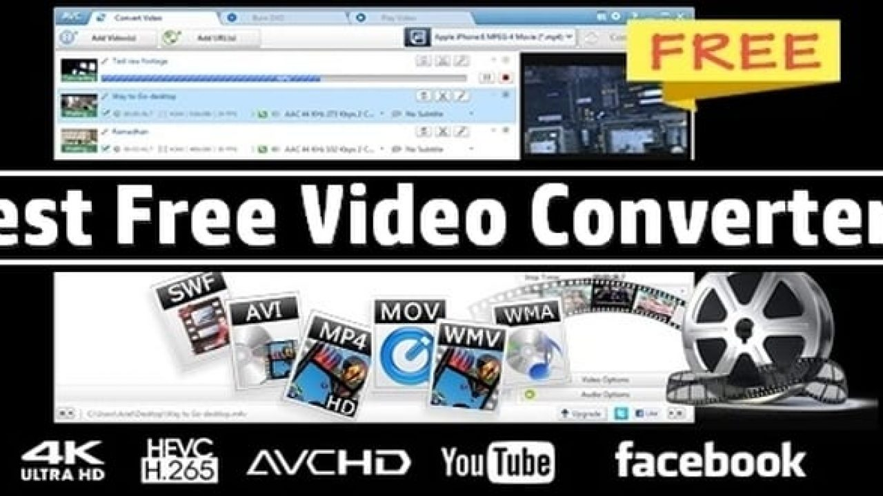 6 of the Best Video converter for Windows PC and Mac | TechWorm