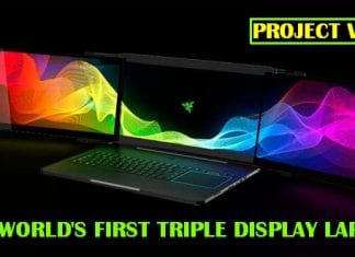 A Gaming Laptop With 3 Screens, Razer Just Made Every Gamer's Dream Come True!!!
