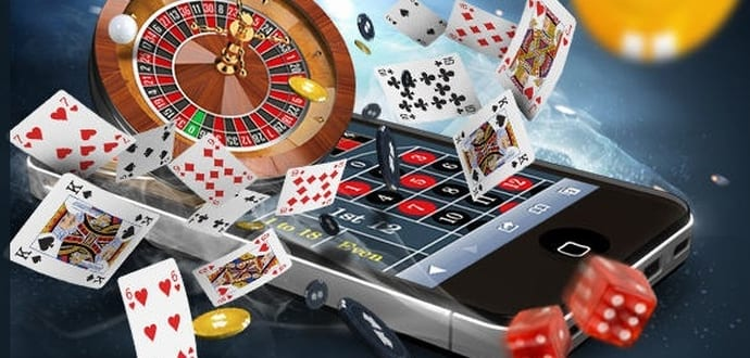 Mobile casinos technology