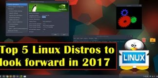 Top 5 Linux Distros to look forward in 2017