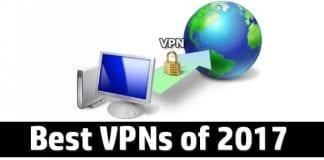 Best VPNs of 2017