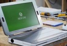 Xbox One S Laptop Is Here, Ben Hecks Hacks Microsoft Latest Console