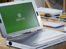 Xbox One S Laptop Is Here, Ben Hecks Hacks Microsoft Latest Console