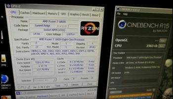 AMD's Ryzen 7 1800X sets a new world record in performance benchmark