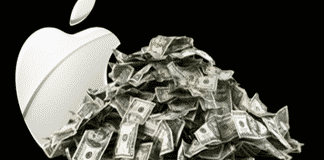 Apple sitting on a cash pile of $246.09 billion which is greater than GDP of many countries