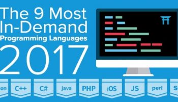 Top 9 Most In-Demand Programming Languages Of 2017
