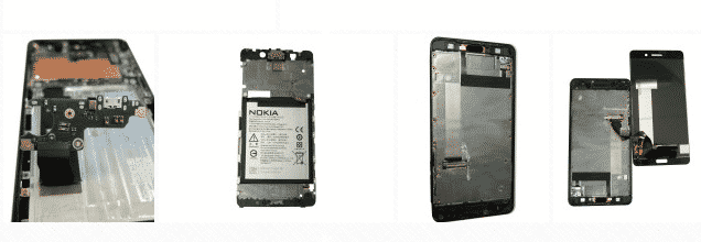 Nokia 6 tear-down images reveal internals of Nokia's first comeback Android smartphone