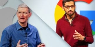 Google knocks off Apple to become the most valuable brand in the world