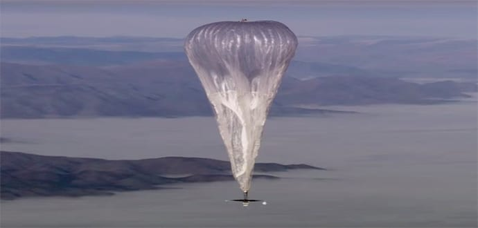 Google Claims Breakthrough Could Speed Up The Launch Of Alphabet's Internet-Providing Balloons