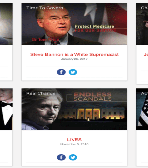 Hackers hack Donald Trump Super PAC website and deface it with 'Make America S****y Again' message
