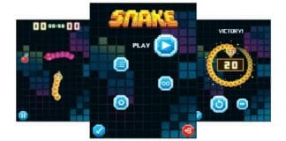 How to play the new Nokia Snake game on Facebook Messenger