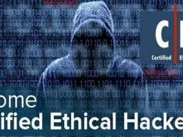How To Become A Certified Ethical Hacker 2017