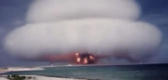 US's Secret Nuclear Weapons Test Videos Released, Watch Them Now!!!