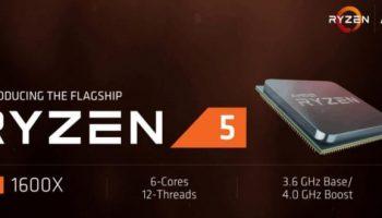 AMD's Zen goes mainstream with Ryzen 5 processors